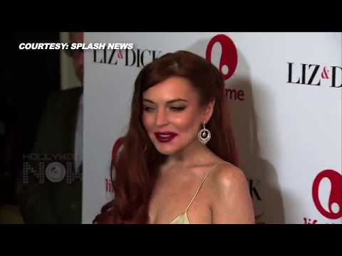 Lindsay Lohan's Ring Finger CHOPPED OFF | Unseen Pictures