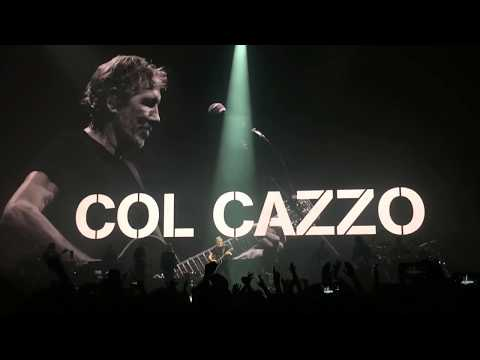 Roger Waters Mother - Live Bologna 21-4-2018 - Super Audio - Full HD