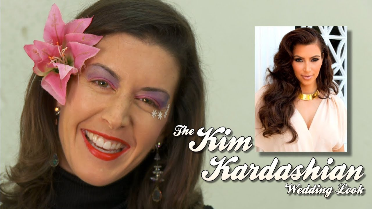 Michelle Fan's Makeup Tips - Kim Kardashian Wedding Makeup Tutorial - Michelle Fan's Makeup Tips - Kim Kardashian Wedding Makeup Tutorial