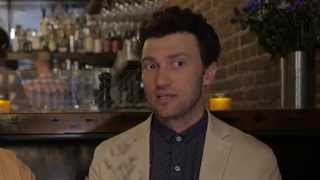 Bryce Pinkham P.2 talks Zara Aina ~ Stephen Holt Show