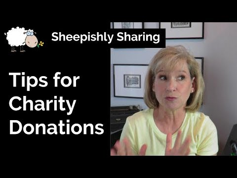 Charity Donation Tips And Guidelines | Knit, Crochet & MORE!
