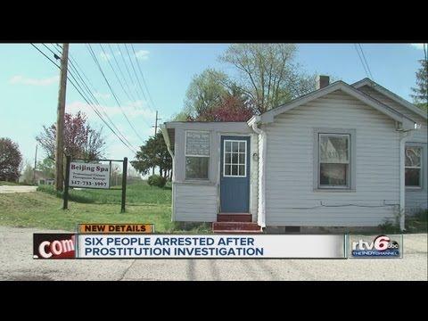 6 arrested in Carmel prostitution sting
