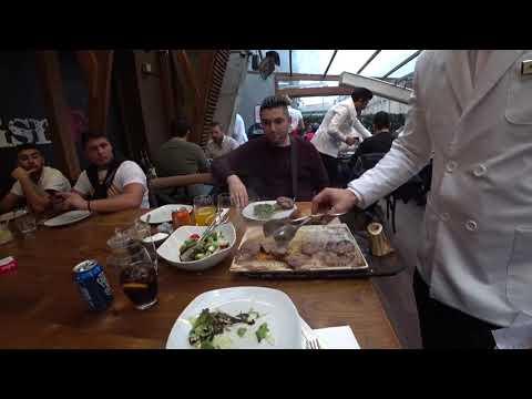 Metroyla Nusret Steakhouse Etiler  | Hesap Ne Kadar Geldi?