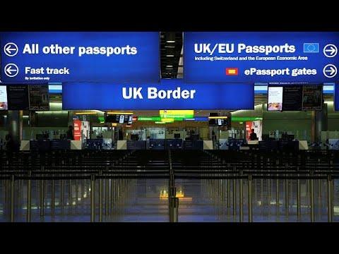 'Visa-free' travel for EU visitors to UK after Brexit