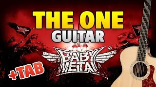 Babymetal – The One (acoustic guitar cover by Kaminari). Fingerstyle guitar tabs and chords. Learn how to play this song by this video tutorial (lesson). You can ...