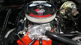 1965-1970 Chevrolet L78 396 V8 - Best Vintage High Performance V8?