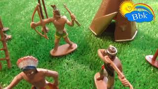 Домашние сражения игрушек ↑ Военные солдатики, ↑ Обзор игрушек ↑ Домашние животные