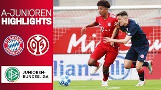The last game of the season! | FC Bayern vs. 1. FSV Mainz 05 0-0 | Highlights - U19 Bundesliga
