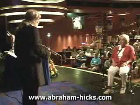 "Abraham: THE SECRET BEHIND ""THE SECRET"" - Esther & Jerry Hicks"