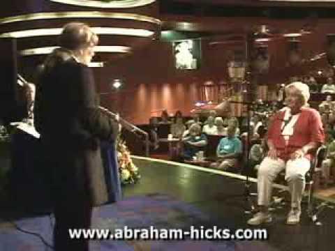 "Abraham: THE SECRET BEHIND ""THE SECRET"" – Esther & Jerry Hicks"