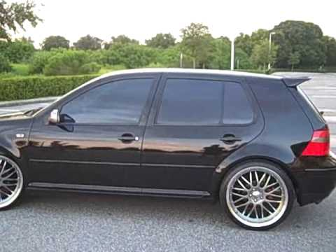 2001 VW 1.8T GOLF 4DR 267FWHP Extensively Modified