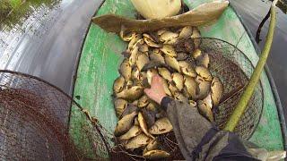 Рыбалка фитилями ловим карася