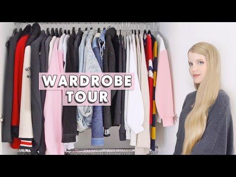 Wardrobe Tour & Organisation