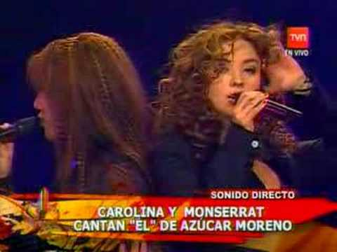 Carolina Soto y Monserrat Bustamante - Él