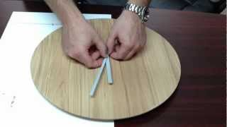 Wood Clock Kit Assembly - Part 2