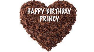 Princy  Chocolate - Happy Birthday