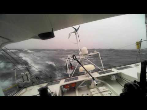 Storm, Indian Ocean