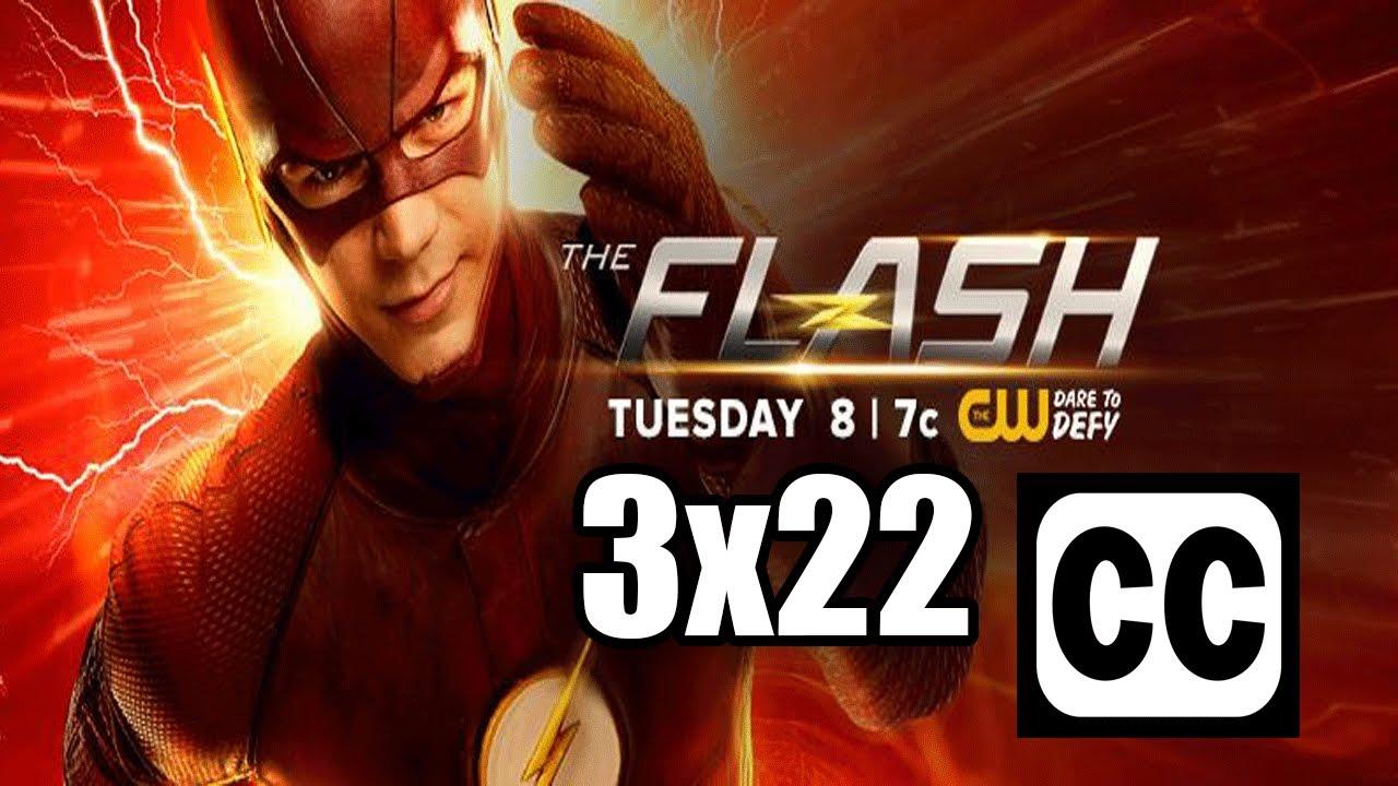 The Flash Temporada 3 Capitulo 22 en español subtitulado