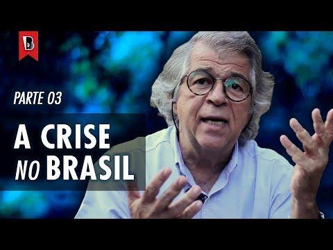 Ricardo Antunes: Crise e contrarrevolução no Brasil hoje   Curso: O privilégio da servidão   Aula 4