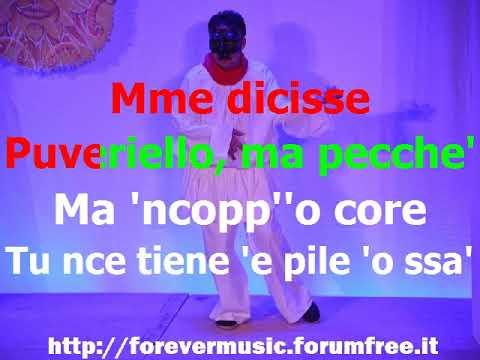 LE MACCHIETTE - Nino Taranto - Ciccio Formaggio - KARAOKE