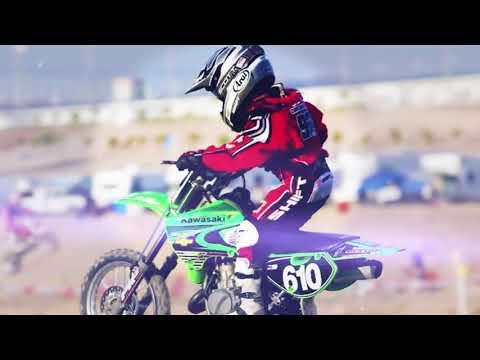 2018 Kawasaki Science of Supercross: 1st ride