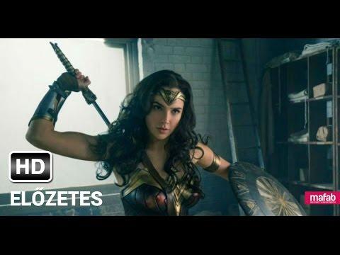 Wonder Woman - Magyar szinkronos előzetes
