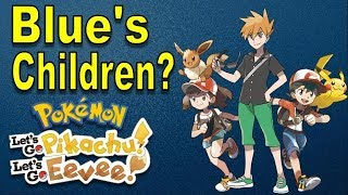 Who Are The Protagonists in Pokemon Let's Go Pikachu and Eevee? [Pokemon Theory] | @GatorEXP