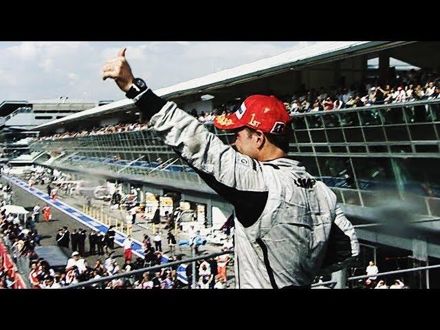 Brawn GP and Barrichello's Last F1 Victory | 2009 Italian Grand Prix