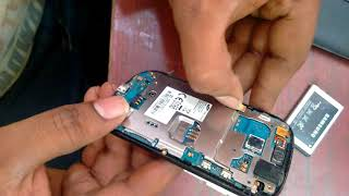 Samsung Rex 90 S5292 Disassembly