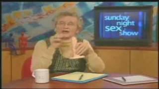 د.فوزية الدريع بالانجليزي - كيفية مص قضيب الرجل