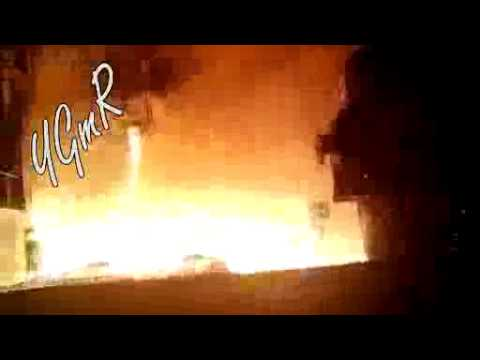 Molten Explosion at Russian Steel Plant