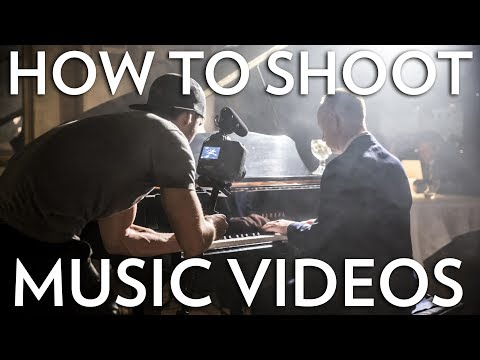 How to Shoot a Music Video | The Piano Guys
