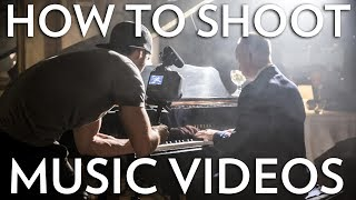 How to Shoot a Music Video The Piano Guys