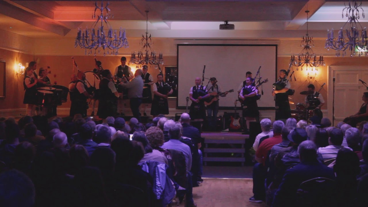 Youghal Pipe Band Video 21