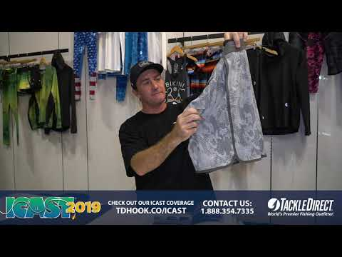 Pelagic The Slide Fishing Shorts At ICAST 2019
