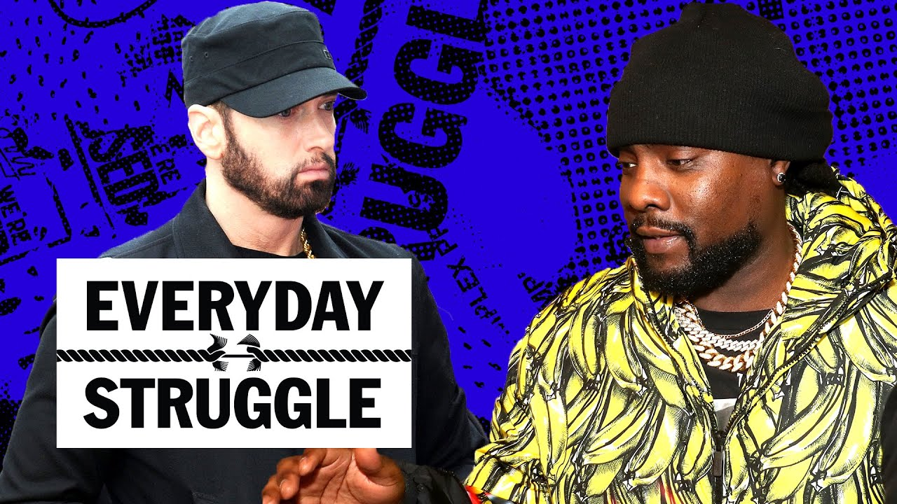 Eminem Sorry About Revolt TV Diss, Migos Temperature Check, Teyana & Wale Albums | Everyday Struggle