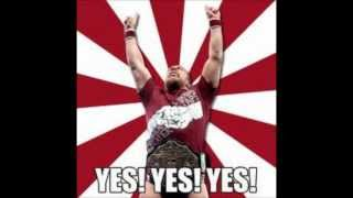 "WWE Daniel Bryan Theme Song 2012 ""YES YES YES!"""