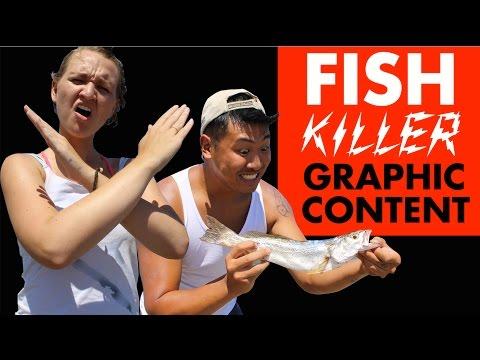 Pier Fishing Delaware VLOG: HE'S KEEPING FISH!!