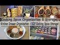Cooking Spice Organization & Storage (Kitchen Drawer Organization) DIY Cooking Spice Storage