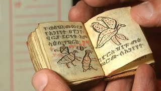 Iraqi monk saves several ancient Ethiopian and other manuscripts from destruction by IS jihadists