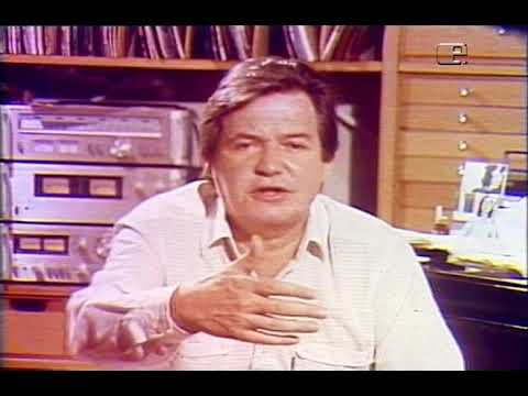 Roberto D'Avila interviews Antonio Carlos Jobim (1981) w/ english subtitles
