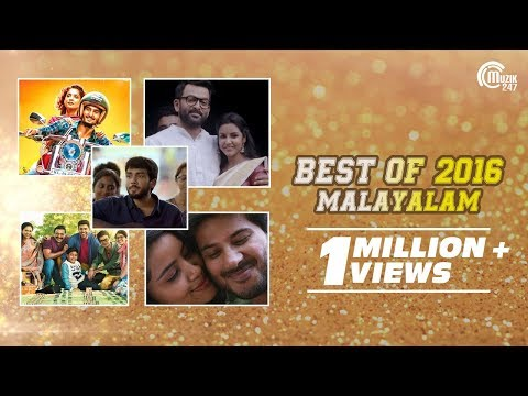 Best of Malayalam Songs 2016 | Hit Malayalam Film...