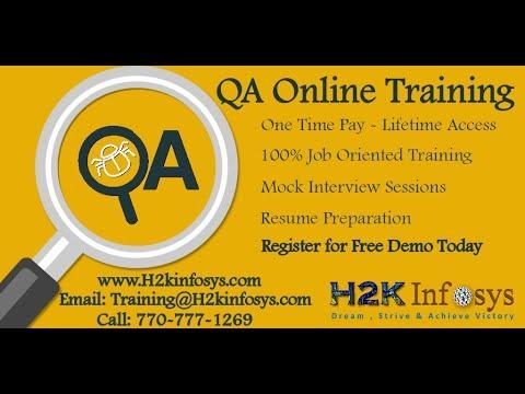 Testing tools online training | manual testing tutorial for.