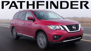 2018 Nissan Pathfinder Review - It's an SUV