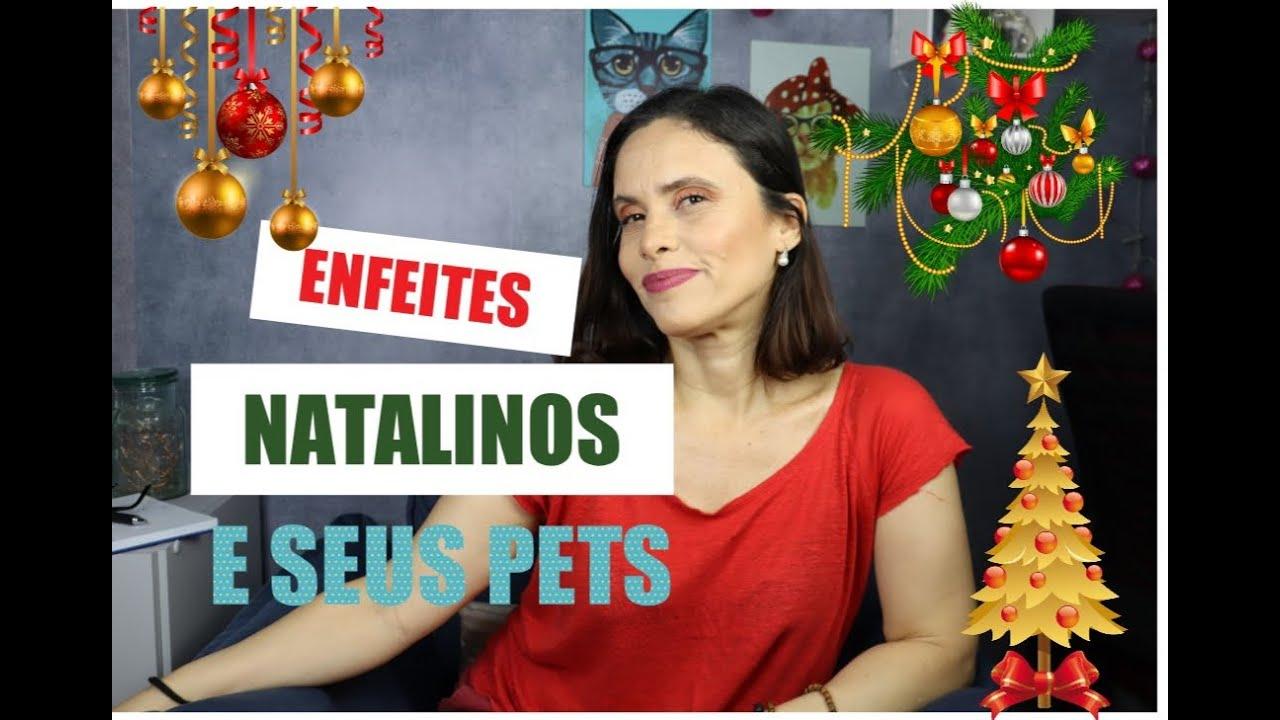 ENFEITES DE NATAL CUIDADO!!!