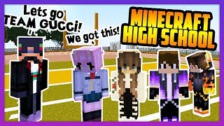 THE BIGGEST SCHOOL COMPETITION! WHO WILL WIN!? - Minecraft High School