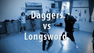 Daggers Vs Longsword thumbnail