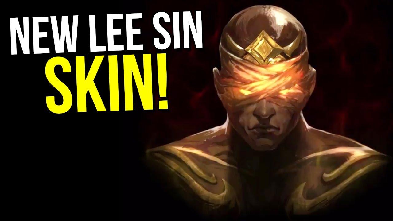 NEW (LEGENDARY?) LEE SIN SKIN TEASER!! | HOLY SH*T ...