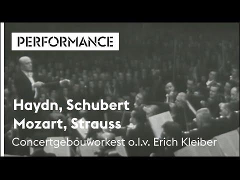 Concertgebouworkest o.l.v. Erich Kleiber, Holland Festival 1949
