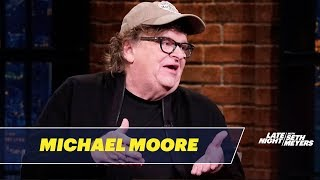 Michael Moore Reveals Which 2020 Candidate He Thinks Could Take On Trump